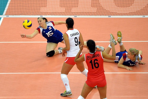 Competition - FIVB Volleyball Women's U20 World Championship 2015