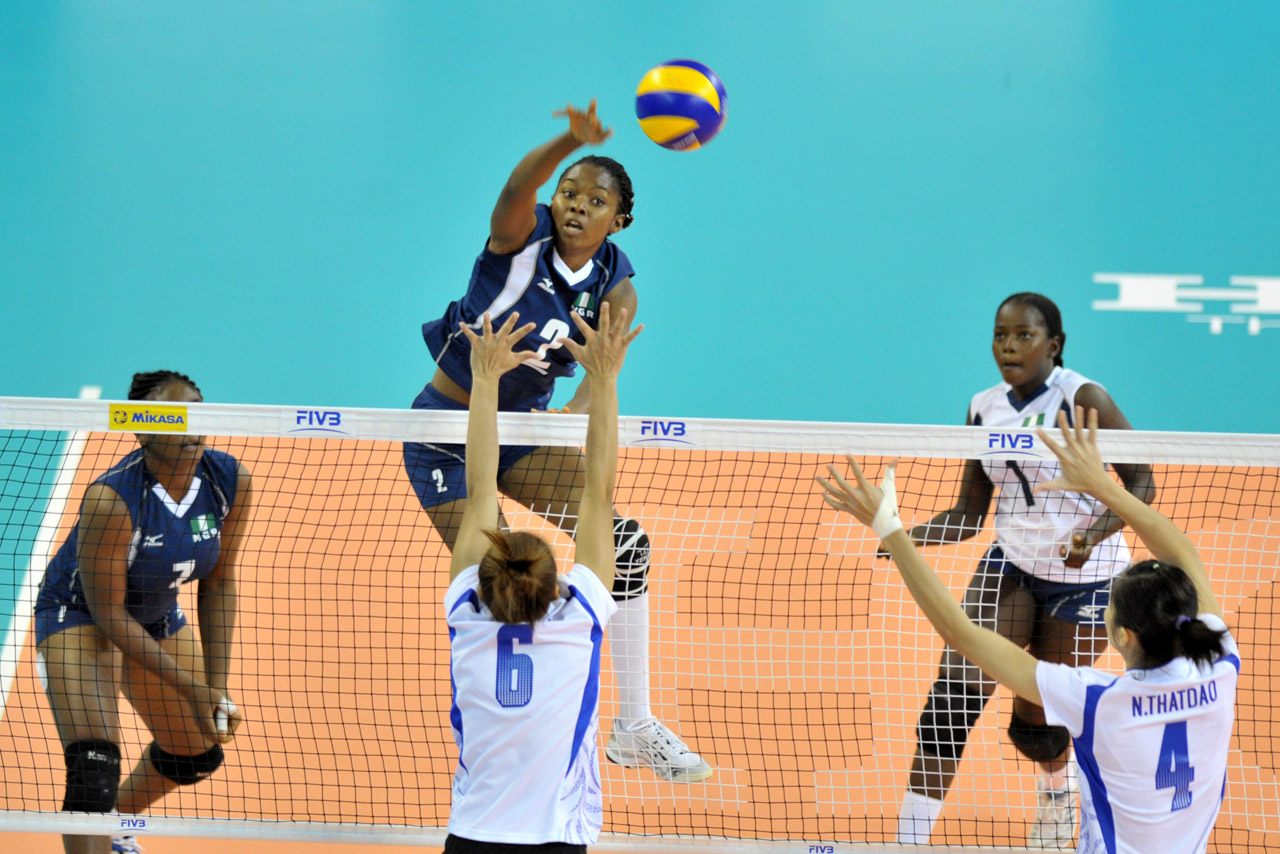 Formula - FIVB Volleyball Women's U20 World Championship 2015